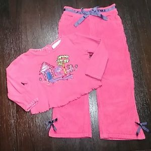 💕Flapdoodles Girls Fifi outfit.  Size 3T